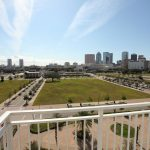 skyline views at The Reed at ENCORE! apartments in downtown Tampa